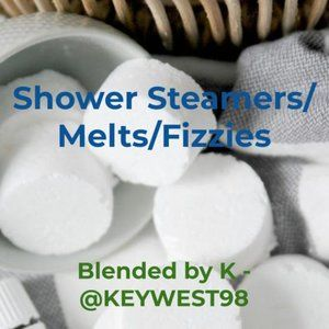 Bundle of 6 Shower Steamers PLEASE READ ALL PHOTOS